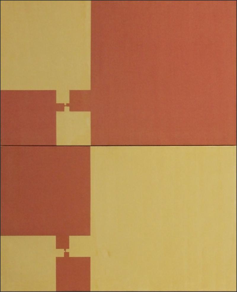 Golden Rectangles by John Hiigli